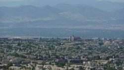 Former Loretto College, highest elevation in Denver