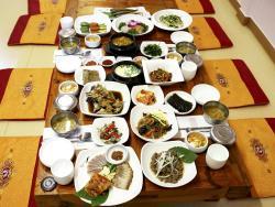 Yangban Daek