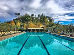 Luxury in the heart of Calistoga