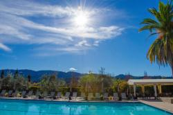 Luxury in the heart of Calistoga