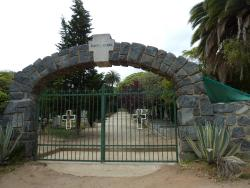 Playa Ancha Cementery