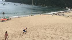 Santinho Beach Dunes