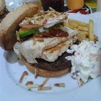 Mega Burger 360