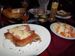Mega Peña Restaurant La Panadería del Chuña