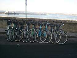 Bike in Gallipoli