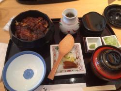 名古屋鳗鱼饭-备长(银座店)
