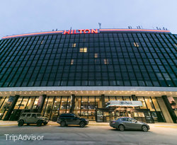 Hilton Chicago O'Hare Airport