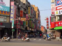 Meng Jia Night Market