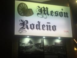 Meson Rodeno