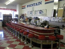 Gateway to Kansas Old Fashion Soda Fountain