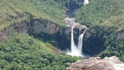 Janela & Cachoeira do Abismo