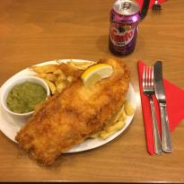 No. 12 Fish & Chips