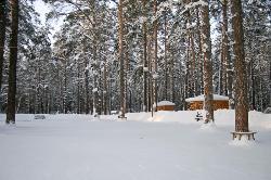 Sosnovy Bor Ski Lodge