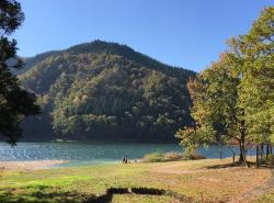 Kuzuriryu Lakeside Mobile Camp Site