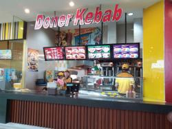 Doner Kebab Grand City Mall