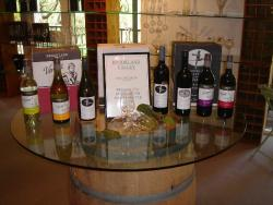 Brookland Valley Vineyard