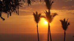 Sunset - an der Sunsetbar