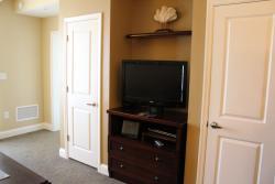 St. Augustine Section - 2-Bedroom Villa - TV in Living Room