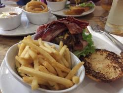 Pretentious Burger Kitchen