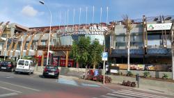 Passarella Oasis Centro Comercial