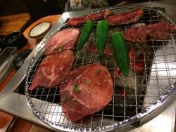Shichirin-grilled meat An-an Kabukichi