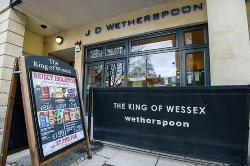 The King Of Wessex