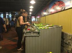 Aurora BBQ Buffet