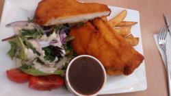Merrylands RSL Waratah Cafe