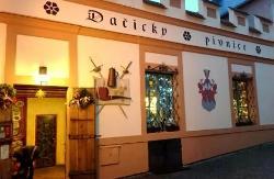 Dacicky restaurant
