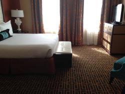 Convenient hotel in Denver
