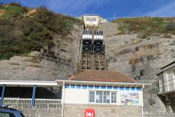 West Cliff Funicular Railway