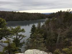 Minnewaska Lake