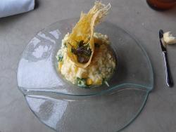 Cocina Romántica de Campo