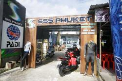 SSS Phuket Dive & Surf Center