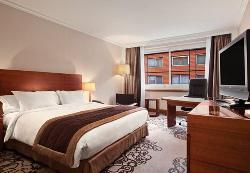 Lyon Marriott Hotel Cité International