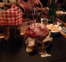 Manhattan Resto Burger