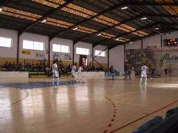 Pabellon Polideportivo Lazaro Fernandez