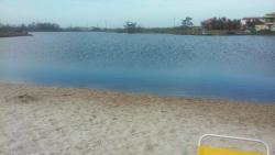 Lagoa da Praia do Foguete