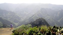 Sentiero Punta del Hidalgo - Chinamada