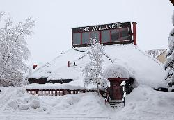 ‪Avalanche Bar & Grill‬