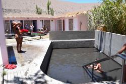 piscina a 40°