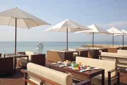 Puri Santrian Beach Club Bar & Restaurant