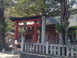 Oshino Hakkai Sengen Shrine (Shibokusa)