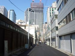Higobashi Shopping Street