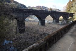 Meisei Iro 1st Stone Bridge (Six Consecutive Water Bridge)