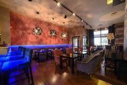 Lounge-cafe