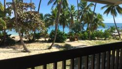 View from our upstairs deck.