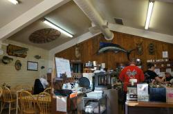 The Sportsman Coffee Shop