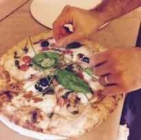Pizza Man De Amicis