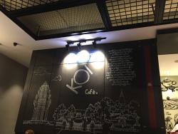KOI Cafe Norodom